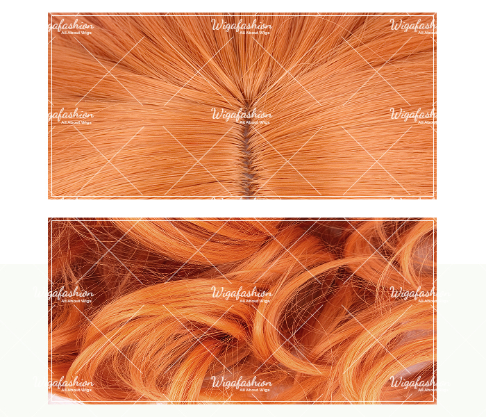 Orange Long Wavy 75cm-closeup.jpg