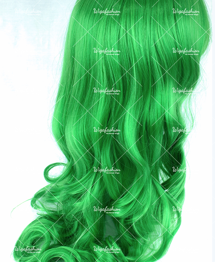Two Tone Green/Blue Long Wavy 65cm-3.jpg