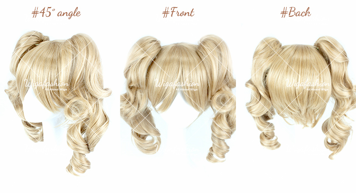 Light Brown Short Curly 40cm-45-front-back.jpg