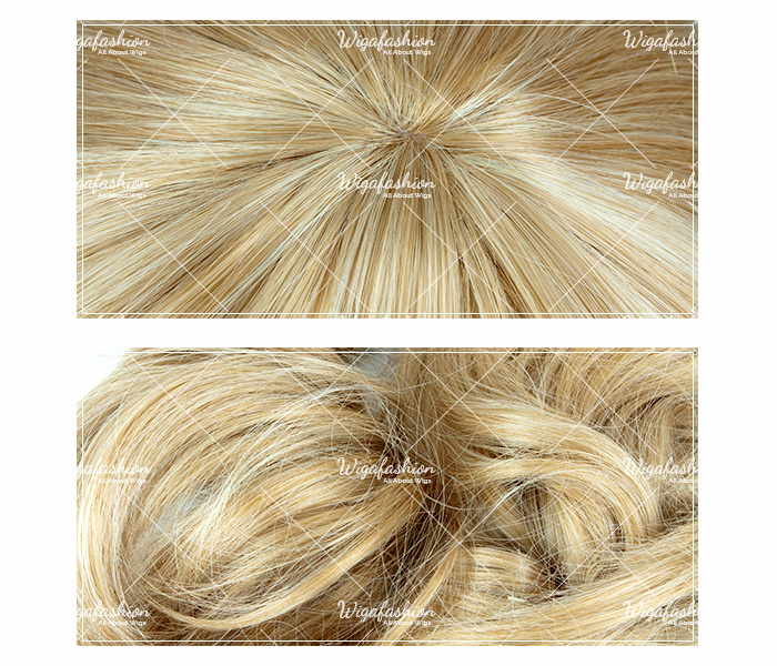 Light Brown Short Curly 40cm-closeup.jpg