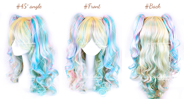 Pastel Rainbow Curly 55cm-45-front-back.jpg