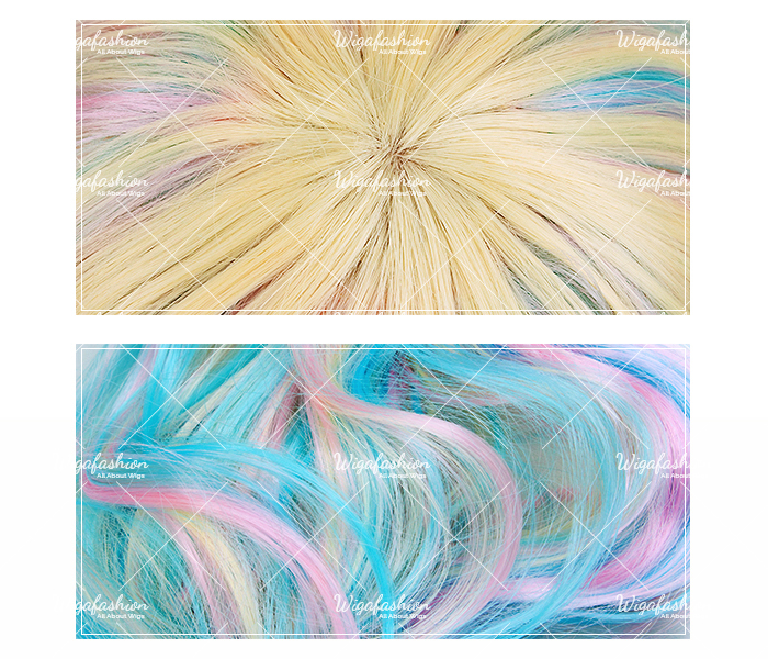 Pastel Rainbow Curly 55cm-closeup.jpg