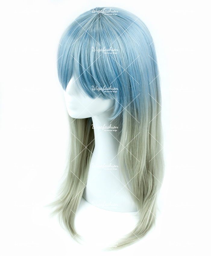 Two Tone Blonde/Blue Long Curl 70cm-1.jpg