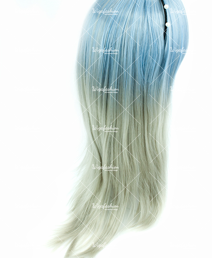 Two Tone Blonde/Blue Long Curl 70cm-3.jpg