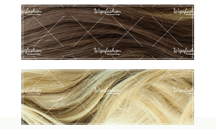 Two Tone Brown/Champagne Long Wavy 70cm-colors.jpg